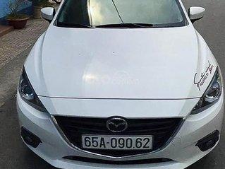 Bán Mazda 3 1.5 AT năm 2016, màu trắng chính chủ, 533 triệu