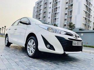 Bán ô tô Toyota Vios 1.5E MT năm sản xuất 2020, màu trắng