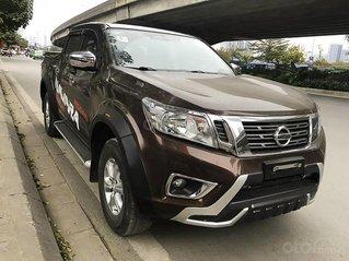 Cần bán lại xe Nissan Navara sản xuất năm 2018, màu nâu, xe nhập, 555tr