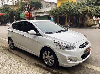 Cần bán xe Hyundai Accent sản xuất năm 2016, màu trắng
