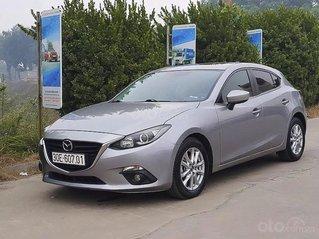 Cần bán gấp Mazda 3 đời 2016, màu bạc, 515 triệu