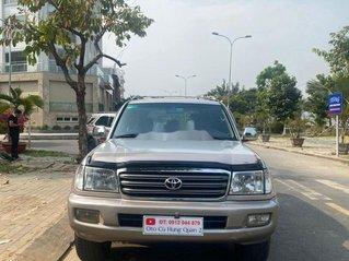 Bán Toyota Land Cruiser sản xuất 2004 còn mới