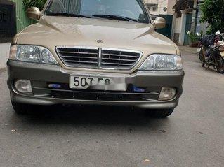 Xe Ssangyong Musso sản xuất năm 2007 còn mới giá cạnh tranh
