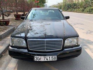 Cần bán gấp Mercedes S500 Class sản xuất năm 1995, xe nhập, giá tốt