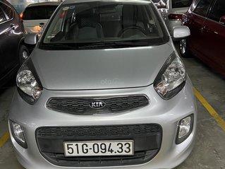 Đổi xe cần bán Kia Morning 2018, màu bạc