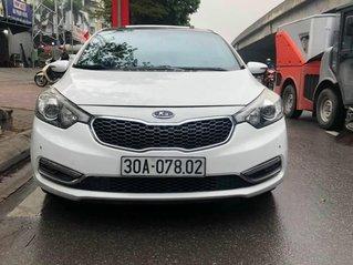 Bán xe Kia K3 2.0 năm 2013, màu trắng, giá nhỉnh 400 triệu