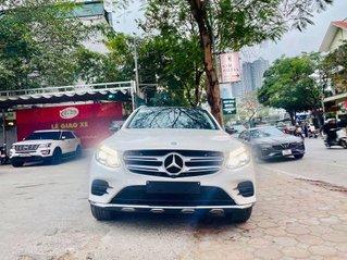 Bán ô tô Mercedes GLC300 AMG sản xuất 2017, màu trắng, độ full