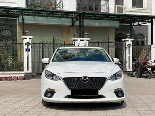 Cần bán Mazda 3 1.5AT sản xuất 2016, màu trắng, biển vip Hà Nội
