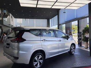 Bán ô tô Mitsubishi Xpander 1.5 AT đời 2020, màu bạc, xe nhập