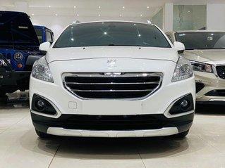 Bán ô tô Peugeot 3008 năm sản xuất 2014, màu trắng, nhập khẩu