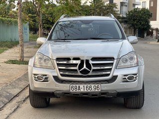 Bán ô tô Mercedes GL550 sản xuất năm 2007, nhập khẩu nguyên chiếc