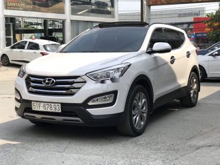 Bán Hyundai Santa Fe sản xuất 2016, giá tốt