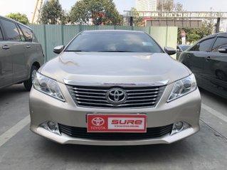 Cần bán xe Toyota Camry 2.5G 2014 gia đình Vũng Tàu đi 61.000Km - Xe cũ chính hãng Toyota Sure