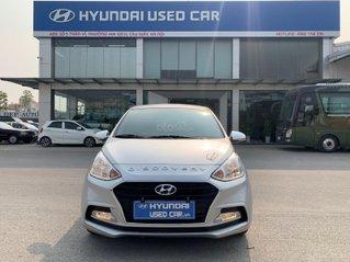 Cần bán gấp Hyundai Grand i10 sản xuất năm 2019, màu bạc