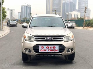 Cần bán xe Ford Everest 2.5MT 2014