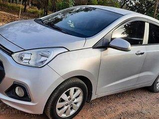 Cần bán gấp Hyundai Grand i10 1.2 MT năm sản xuất 2015, màu bạc, xe nhập còn mới