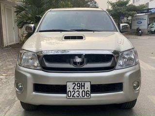Bán xe Toyota Hilux sản xuất năm 2010, nhập khẩu, 350 triệu