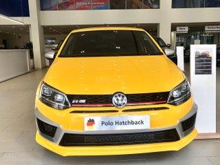 Volkswagen Polo HB lướt 7000km, đăng ký 2020, xe Đức nhập Volkswagen Polo đẹp 99% tự động