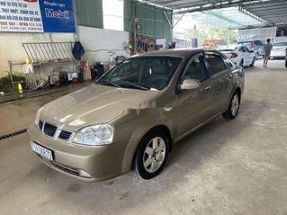 Bán xe Daewoo Lacetti sản xuất 2005, xe chính chủ, giá thấp