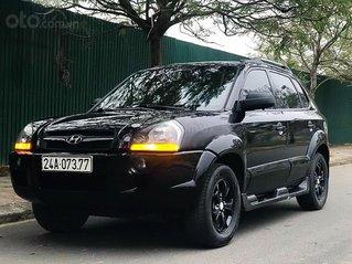 Cần bán xe Hyundai Tucson năm sản xuất 2009, màu đen, nhập khẩu, giá chỉ 300 triệu