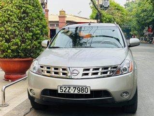 Bán Nissan Murano 3.5 sản xuất 2006, màu bạc, xe nhập Nhật Bản, hàng hiếm