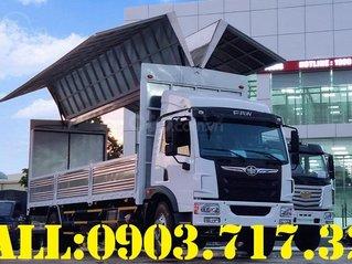 Bán xe tải Faw 8 tấn thùng cánh dơi giao ngay - xe tải 8 tấn thùng cánh dơi giá tốt