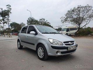 Bán Hyundai Getz đời 2008, màu bạc chính chủ, giá cạnh tranh
