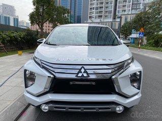 Bán xe Mitsubishi Xpander AT năm sản xuất 2019, màu trắng, siêu lướt