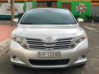Bán Toyota Venza năm 2010, màu bạc, xe nhập chính chủ, giá chỉ 639 triệu