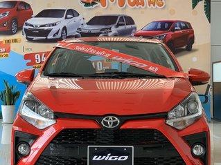 Toyota Wigo 2021 mới tại Toyota An Sương