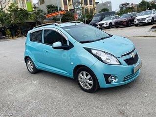Bán ô tô Chevrolet Spark đời 2011, màu xanh lam còn mới