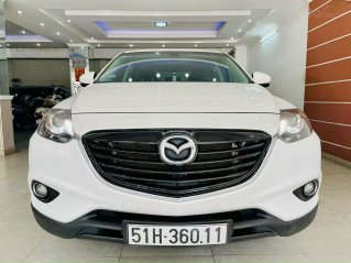 Bán Mazda CX9 SX 2015 xe nhập nguyên chiếc đi đúng 60.000km, bao check hãng