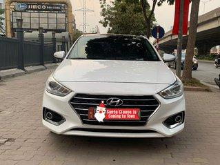 Cần bán gấp Hyundai Accent đời 2019, màu trắng giá tốt 475 triệu đồng