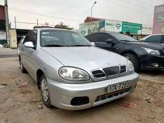 Cần bán Daewoo Lanos sản xuất năm 2005, màu bạc