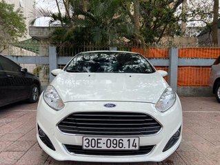 Bán Ford Fiesta 2016, màu trắng, 415 triệu