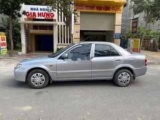 Bán Mazda 323 2003, màu xám còn mới, giá tốt