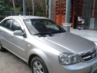 Cần bán xe Daewoo Lacetti đời 2010, màu bạc, nhập khẩu