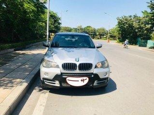 Bán ô tô BMW X5 sản xuất năm 2007, màu bạc, nhập khẩu