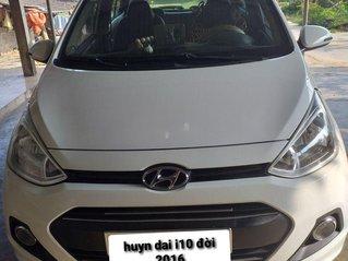 Bán ô tô Hyundai Grand i10 năm 2016, nhập khẩu nguyên chiếc còn mới