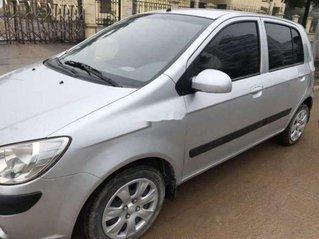 Xe Hyundai Getz đời 2010, màu bạc, nhập khẩu nguyên chiếc, giá chỉ 245 triệu