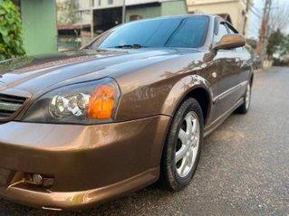 Cần bán gấp Daewoo Magnus đời 2005, màu nâu còn mới giá cạnh tranh