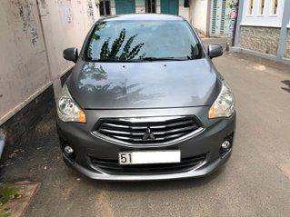 Cần bán lại xe Mitsubishi Attrage 2018, màu xám, nhập khẩu Thái