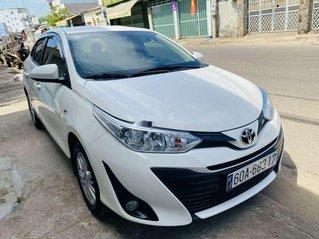 Cần bán lại xe Toyota Vios năm sản xuất 2019, giá cạnh tranh