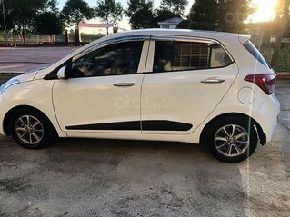 Cần bán lại xe Hyundai Grand i10 sản xuất năm 2014, màu trắng, nhập khẩu còn mới giá cạnh tranh
