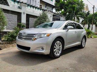 Cần bán lại xe Toyota Venza năm 2010, màu bạc, xe nhập còn mới, 639tr