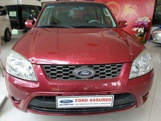 Bán ô tô Ford Escape 2.3L XLT đời 2011, màu đỏ, giá chỉ nhỉnh 400 triệu