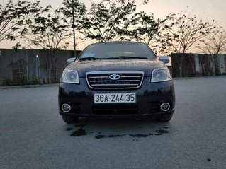 Xe Daewoo Gentra sản xuất năm 2009, màu đen chính chủ, giá chỉ 159 triệu