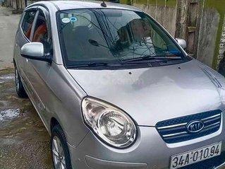 Bán xe Kia Morning sản xuất 2011, màu bạc còn mới, 123tr
