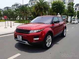 Cần bán LandRover Range Rover Evoque sản xuất 2012, màu đỏ, nhập khẩu