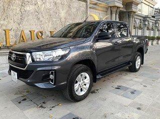 Cần bán Toyota Hilux năm 2019, màu xám, nhập khẩu nguyên chiếc còn mới